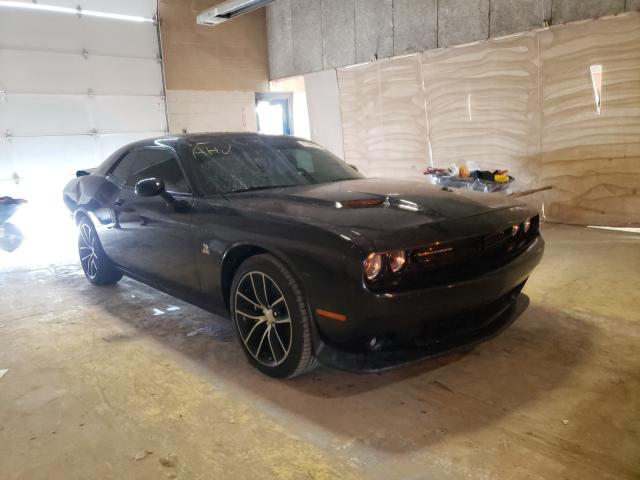 Salvage cars for sale from Copart Indianapolis, IN: 2016 Dodge Challenger