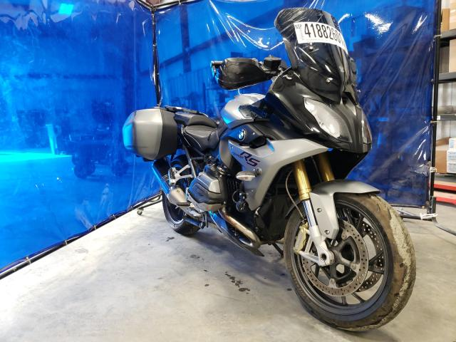 Salvage motorcycles for sale at Spartanburg, SC auction: 2016 BMW R1200 RS