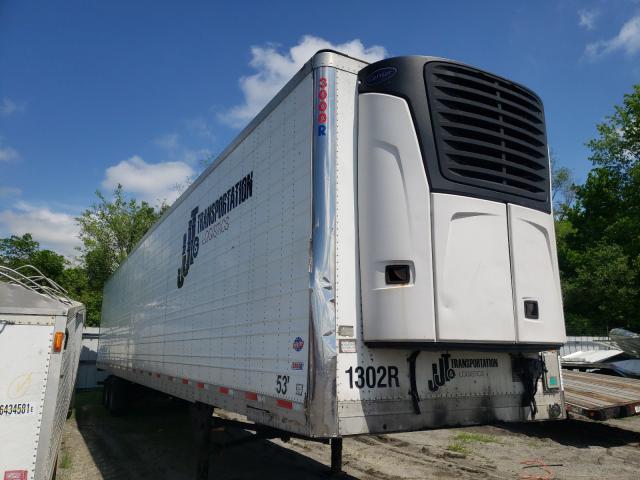 Salvage trucks for sale at Alorton, IL auction: 2013 Utility Trailer