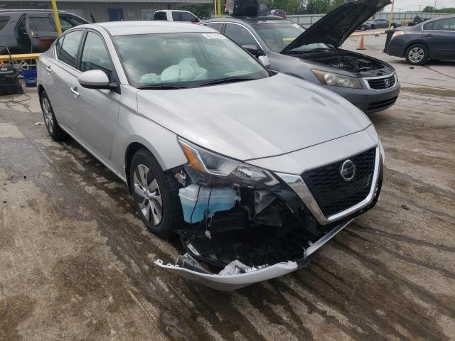 Salvage cars for sale from Copart Lebanon, TN: 2020 Nissan Altima S