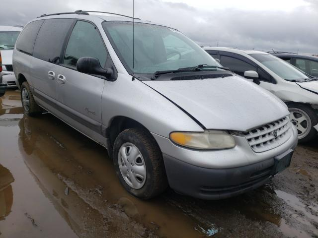 Plymouth salvage cars for sale: 1999 Plymouth Grand Voyager