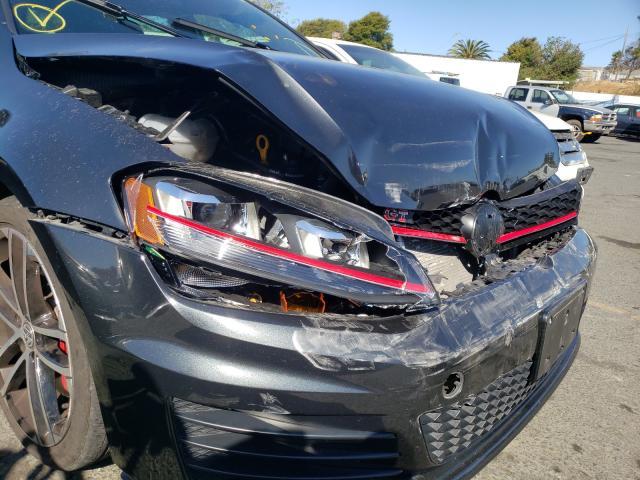 2017 VOLKSWAGEN GTI SPORT 3VW547AU8HM044032
