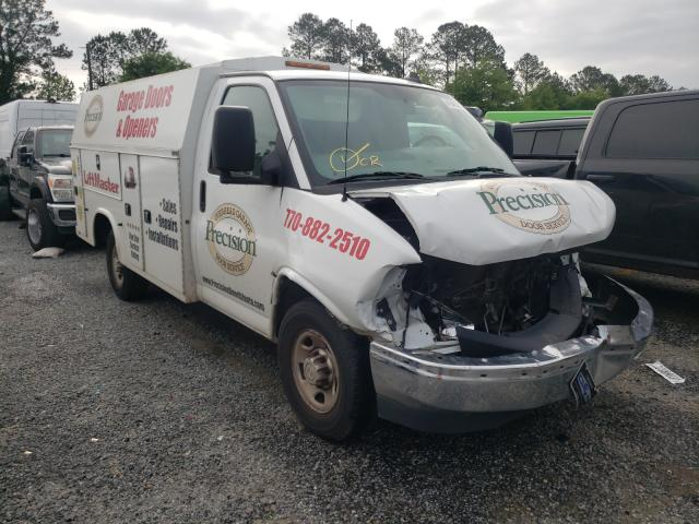 Chevrolet Express salvage cars for sale: 2018 Chevrolet Express