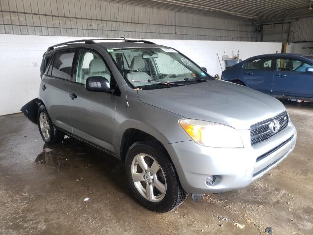 Salvage cars for sale at Candia, NH auction: 2006 Toyota Rav4