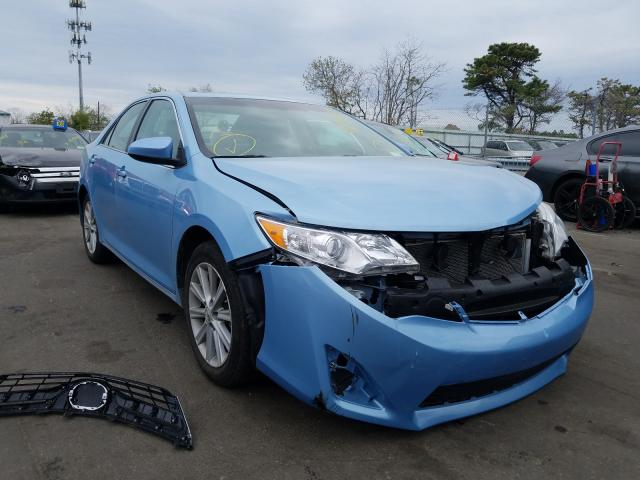 2013 TOYOTA CAMRY L 4T4BF1FK7DR285284