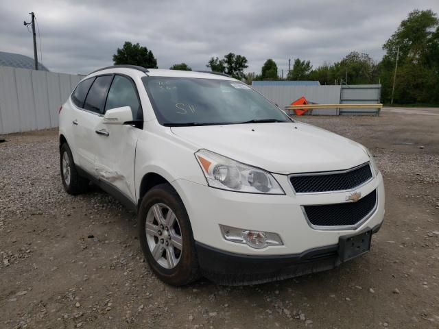 Vehiculos salvage en venta de Copart Wichita, KS: 2011 Chevrolet Traverse L