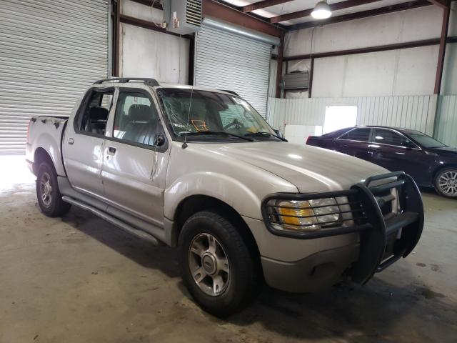 Salvage cars for sale from Copart Lufkin, TX: 2003 Ford Explorer S