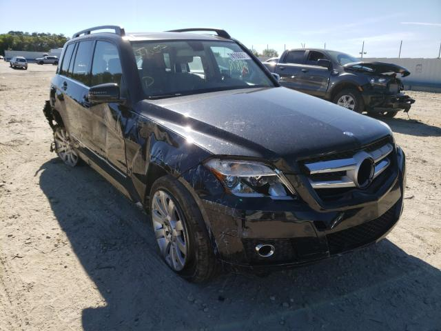 Salvage cars for sale from Copart Austell, GA: 2012 Mercedes-Benz GLK 350