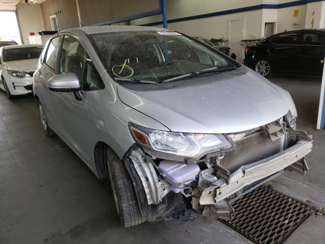 Salvage cars for sale from Copart Pasco, WA: 2015 Honda FIT LX