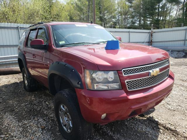 Salvage cars for sale from Copart North Billerica, MA: 2007 Chevrolet Tahoe K150