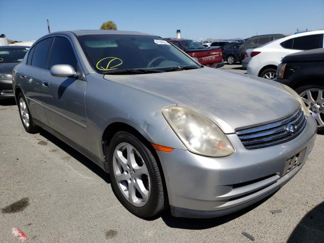 Infiniti G35 salvage cars for sale: 2003 Infiniti G35