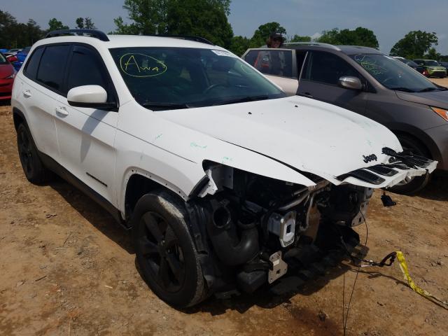 Vehiculos salvage en venta de Copart China Grove, NC: 2016 Jeep Cherokee L