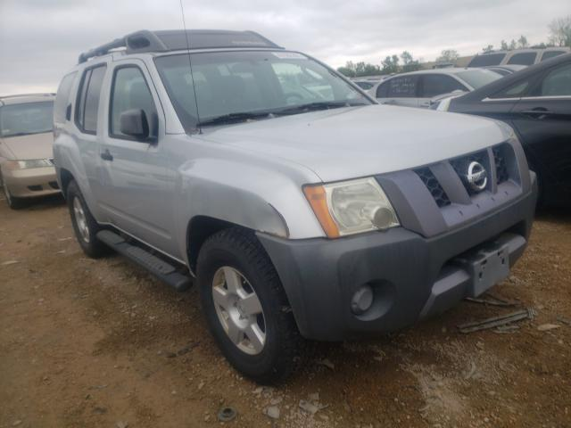 Salvage cars for sale from Copart Bridgeton, MO: 2007 Nissan Xterra