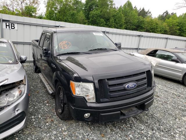 Vehiculos salvage en venta de Copart Mebane, NC: 2010 Ford F150 Super