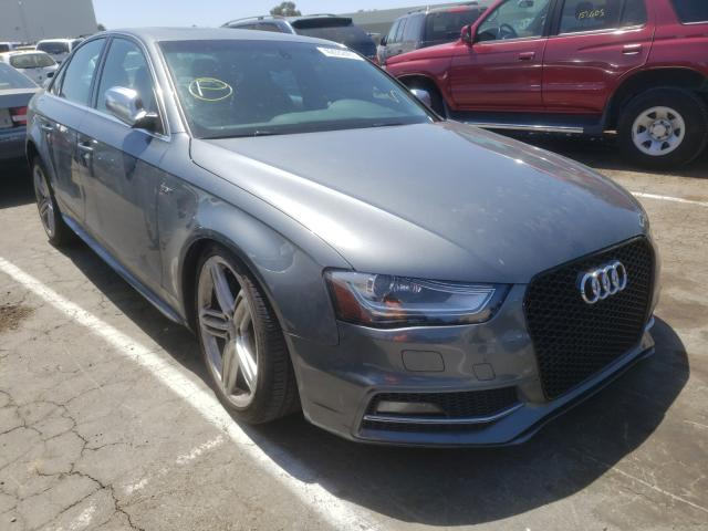 Audi salvage cars for sale: 2013 Audi S4 Prestige