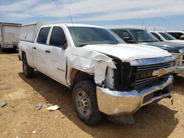 Salvage cars for sale from Copart San Antonio, TX: 2017 Chevrolet Silverado