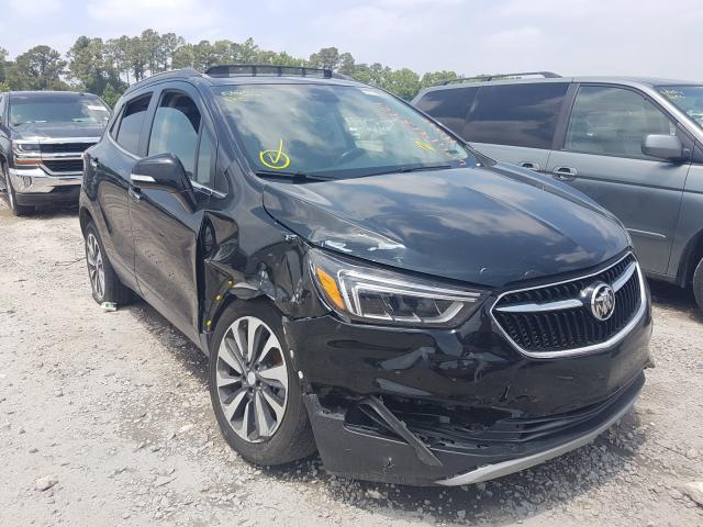 Vehiculos salvage en venta de Copart Houston, TX: 2019 Buick Encore ESS