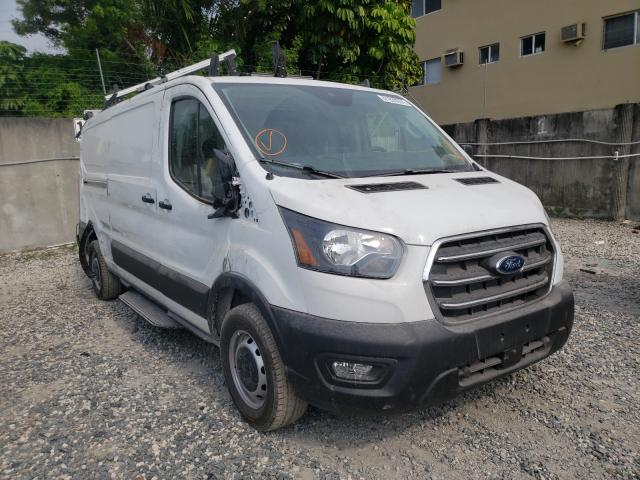 Salvage cars for sale from Copart Opa Locka, FL: 2020 Ford Transit T