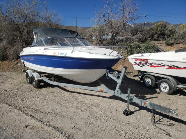 Bayliner salvage cars for sale: 2006 Bayliner Boat Trail