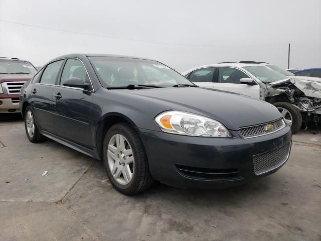 Salvage cars for sale from Copart Grand Prairie, TX: 2015 Chevrolet Impala LIM