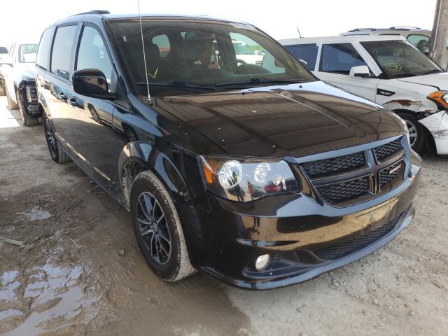 Dodge salvage cars for sale: 2019 Dodge Grand Caravan
