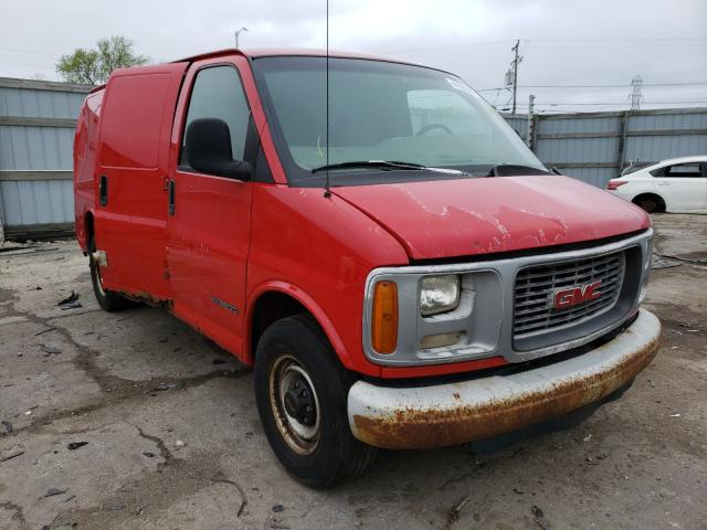 GMC Savana G35 salvage cars for sale: 2000 GMC Savana G35