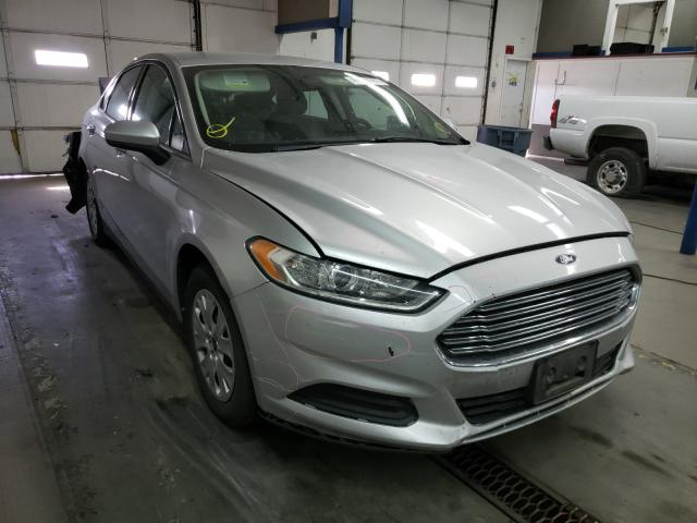 Salvage cars for sale from Copart Pasco, WA: 2014 Ford Fusion S