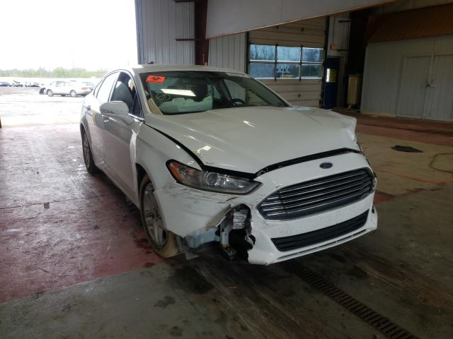 Salvage 2015 FORD FUSION - Small image. Lot 41937141