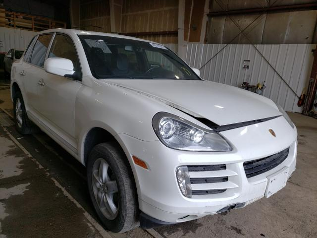 Salvage cars for sale from Copart Anchorage, AK: 2009 Porsche Cayenne