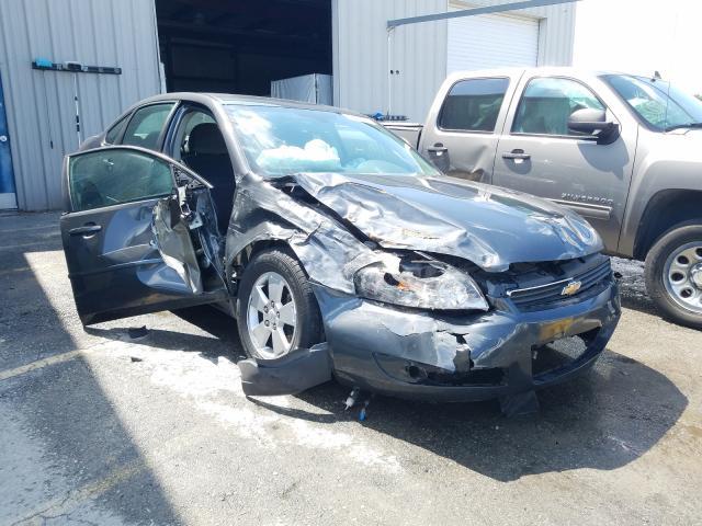 Vehiculos salvage en venta de Copart Savannah, GA: 2010 Chevrolet Impala LT