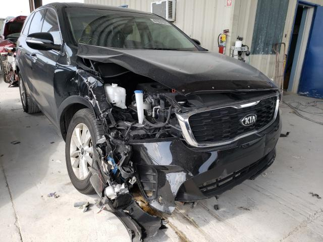 Salvage cars for sale from Copart Homestead, FL: 2019 KIA Sorento L