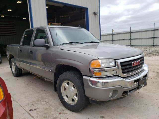 Salvage cars for sale from Copart Appleton, WI: 2006 GMC New Sierra