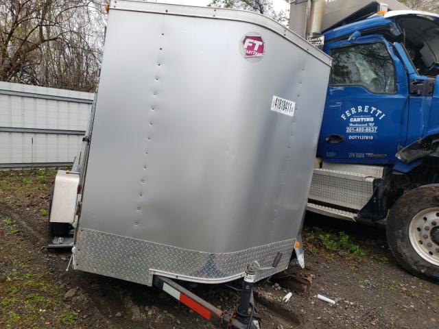 Wells Cargo salvage cars for sale: 2013 Wells Cargo Trailer