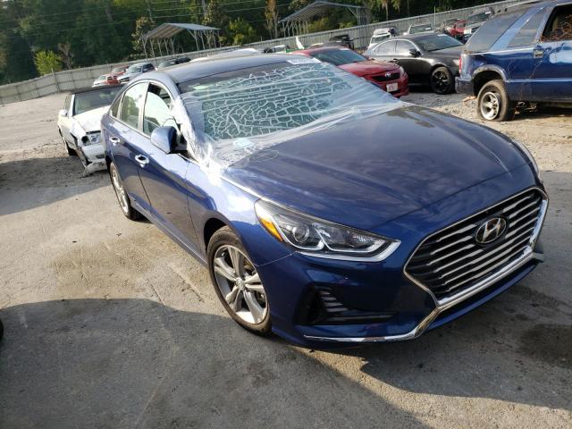 2018 Hyundai Sonata Sport en venta en Savannah, GA
