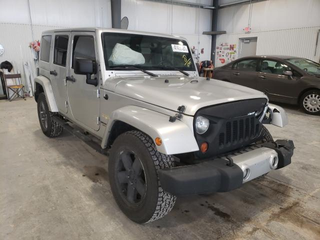 Salvage cars for sale from Copart Greenwood, NE: 2011 Jeep Wrangler U