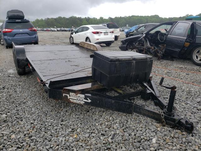 Trail King salvage cars for sale: 2010 Trail King Trailer