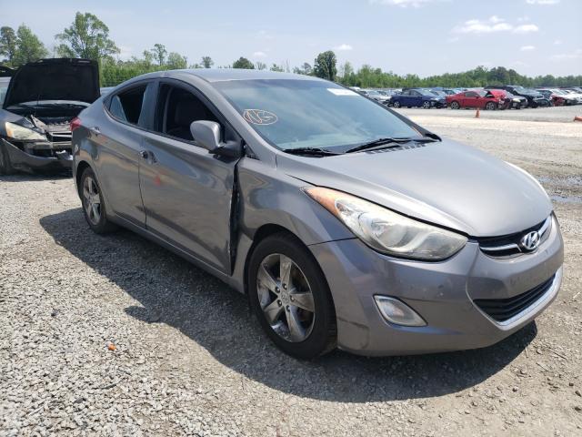 Hyundai Vehiculos salvage en venta: 2013 Hyundai Elantra GL