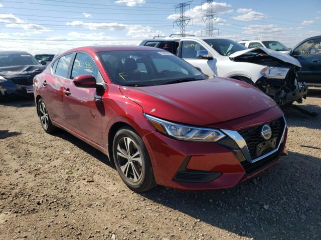 2021 Nissan Sentra SV for sale in Elgin, IL