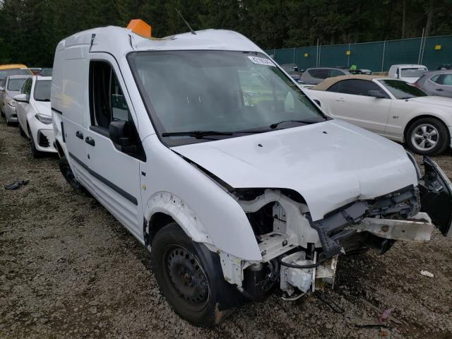 Salvage cars for sale from Copart Graham, WA: 2013 Ford Transit CO