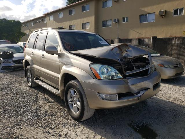 Lexus GX 470 salvage cars for sale: 2005 Lexus GX 470
