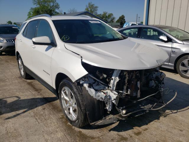 Salvage cars for sale from Copart Sikeston, MO: 2019 Chevrolet Equinox LT