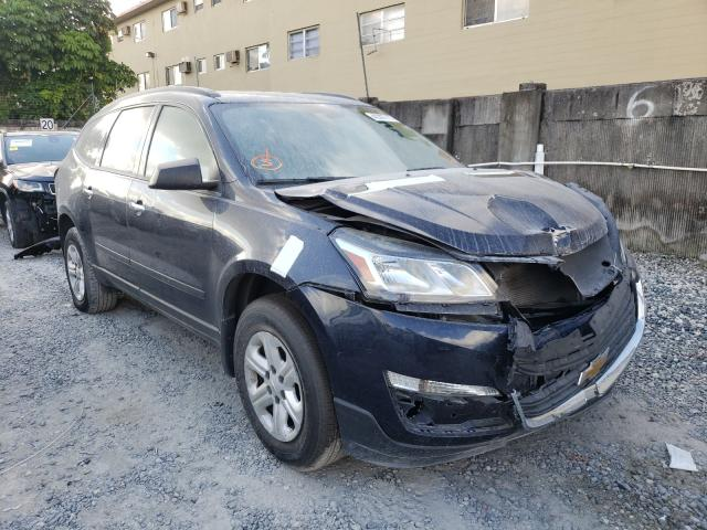 Salvage cars for sale from Copart Opa Locka, FL: 2015 Chevrolet Traverse L