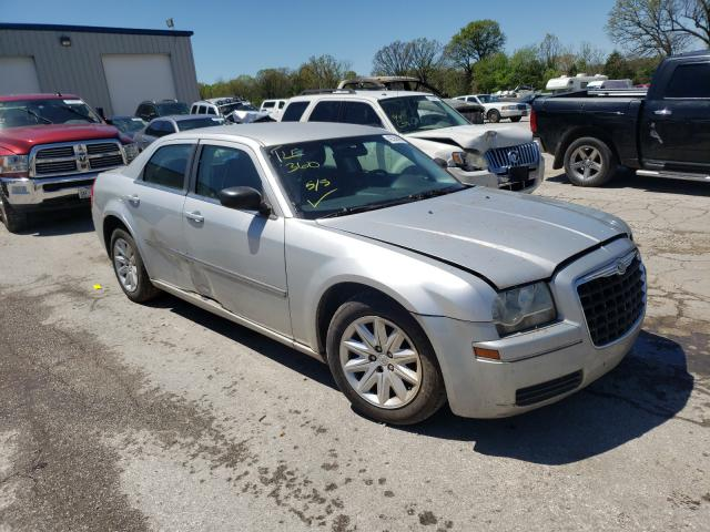 Salvage cars for sale from Copart Rogersville, MO: 2008 Chrysler 300 LX