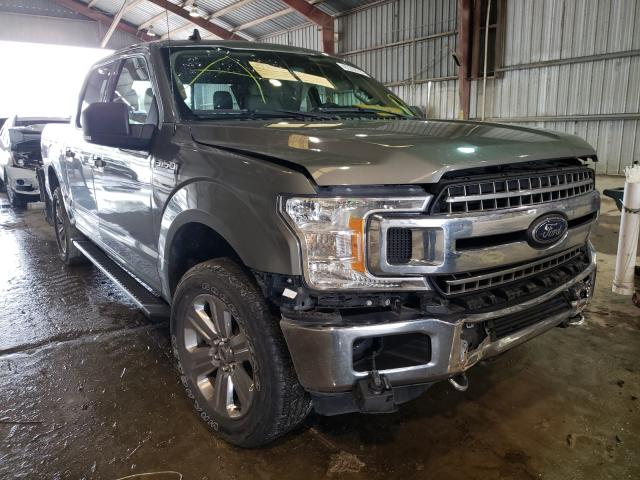 Salvage cars for sale from Copart Greenwell Springs, LA: 2019 Ford F150 Super