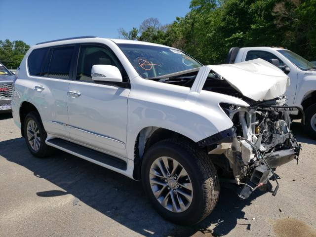 Salvage cars for sale from Copart Shreveport, LA: 2016 Lexus GX 460 PRE