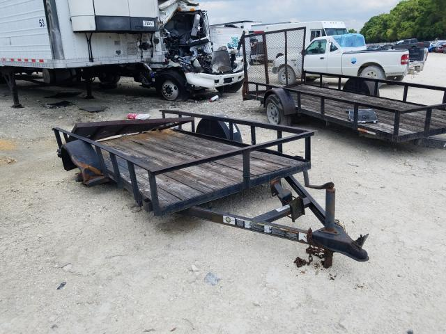 Salvage cars for sale from Copart Ocala, FL: 2008 Utility Trailer