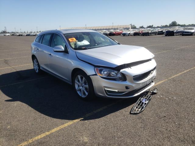 Vehiculos salvage en venta de Copart Sacramento, CA: 2017 Volvo V60 T5 PRE