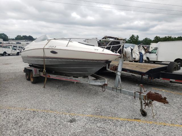 Bayliner Boat salvage cars for sale: 1990 Bayliner Boat