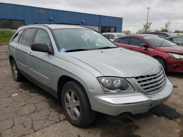 Salvage 2004 CHRYSLER PACIFICA - Small image. Lot 41394941