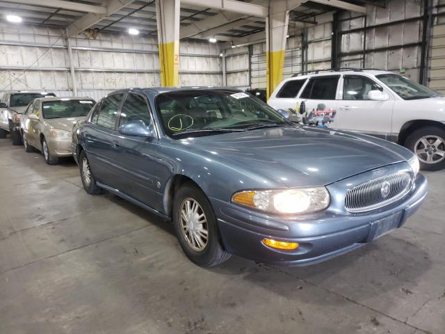 Salvage cars for sale from Copart Woodburn, OR: 2002 Buick Lesabre CU